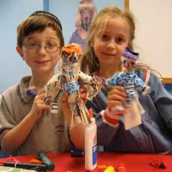 Making-dolls