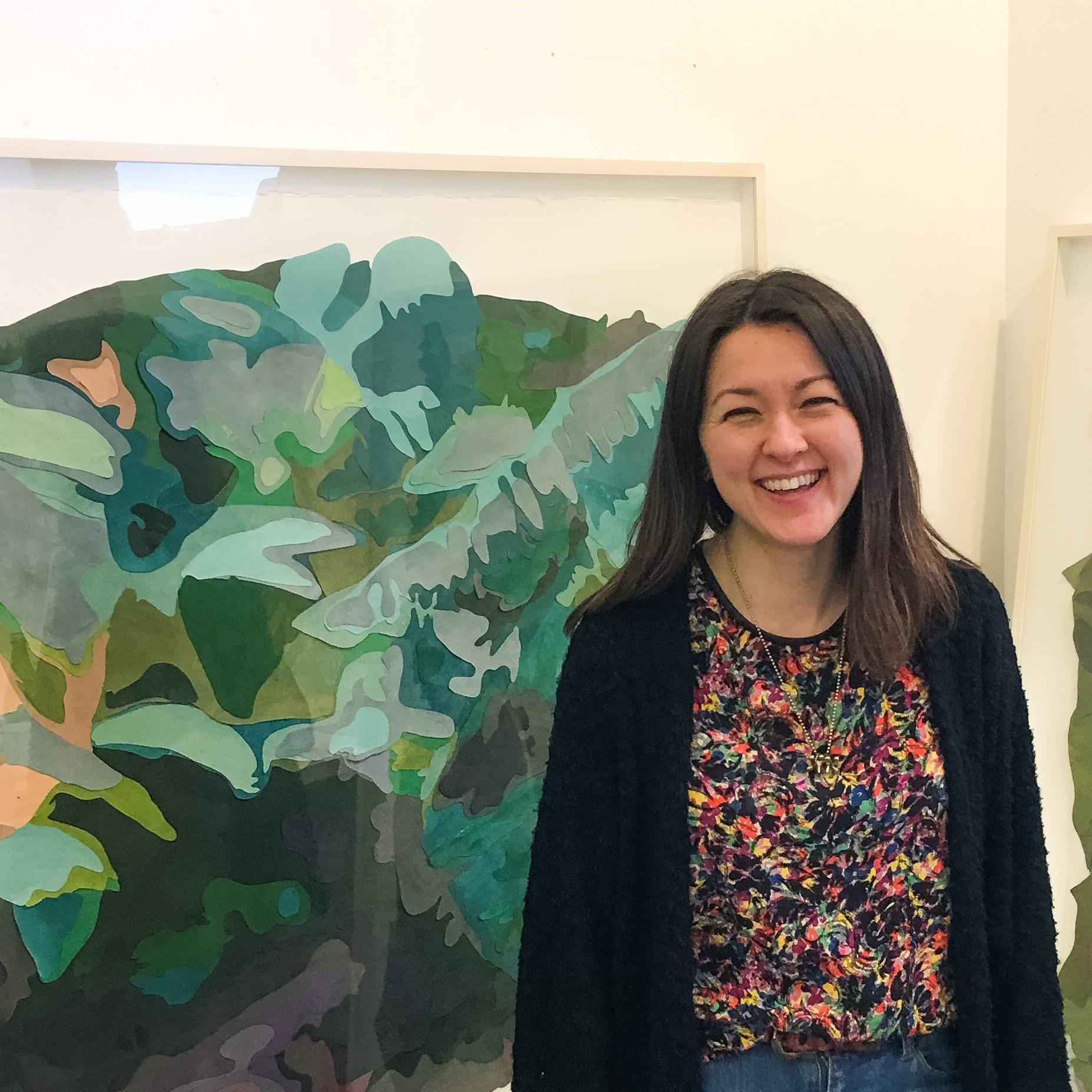 Naomi Reis - Studio Visit 1